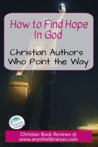 Man reaching for the stars to fill a bucket with light. How to find hope in God.
