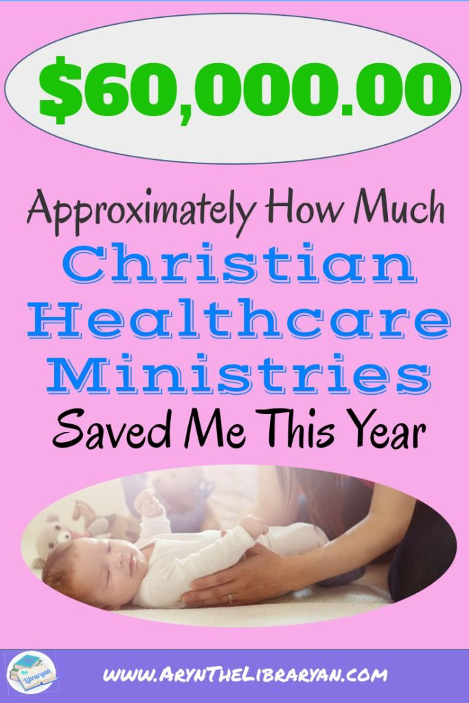 Saved $60k with Christian Healthcare Ministries