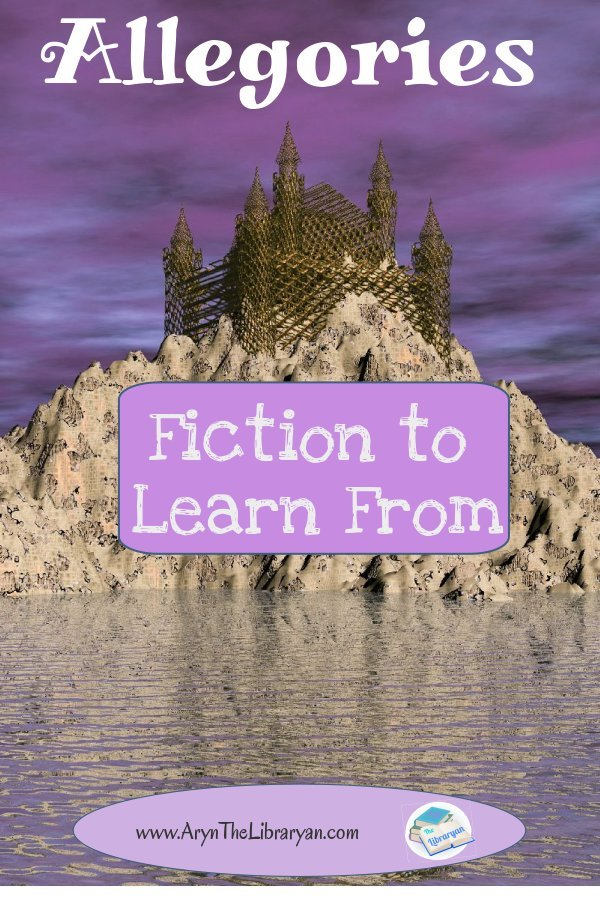 Christian allegory books? Fiction to learn from.