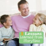5 lessons learned from storytime