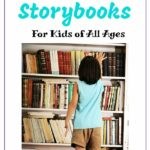 Reaching for books, 10 Storybook Bibles for kids of all ages
