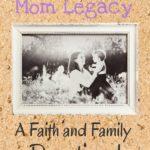 Leaving a legacy of faith