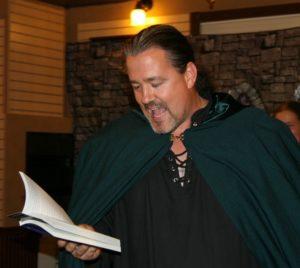 Wayne Thomas Batson Author
