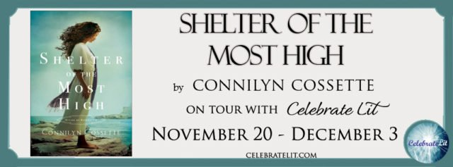 Shelter of the Most High tour banner
