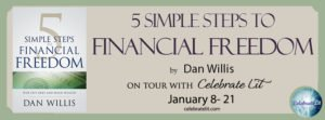 5 simple steps to financial freedom banner