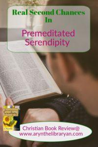Man reading Bible, premeditated Serendipity