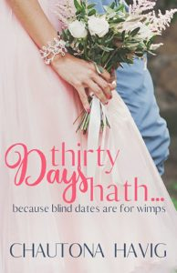 Thirty days hath... Book cover.