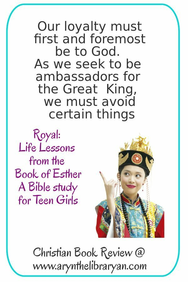 Quote from Royal:Life Lessons from the Book of Esther