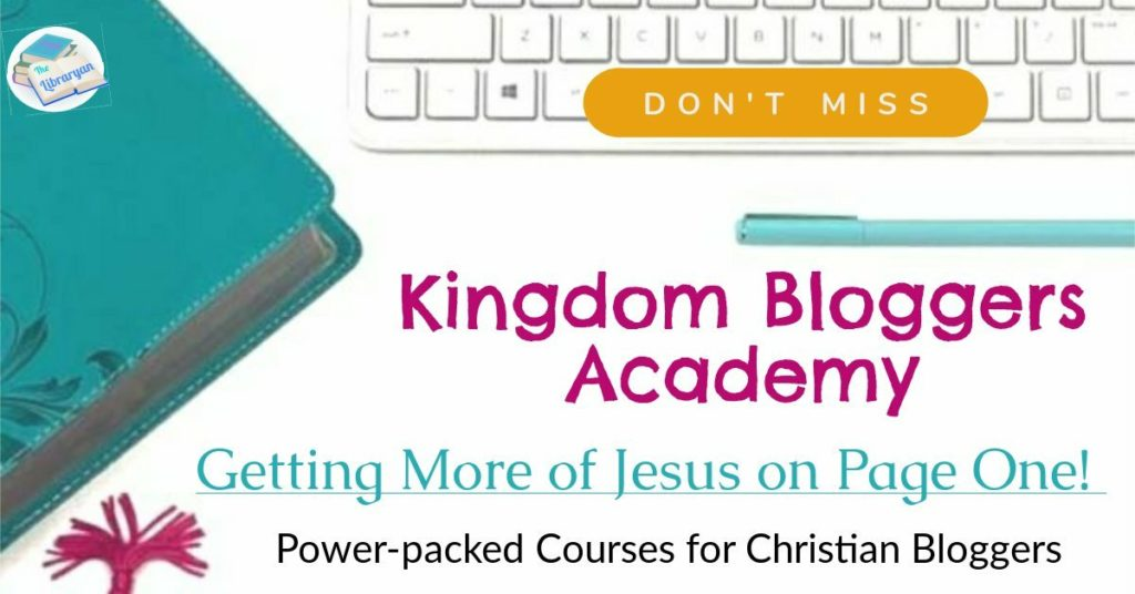Kingdom Bloggers Academy