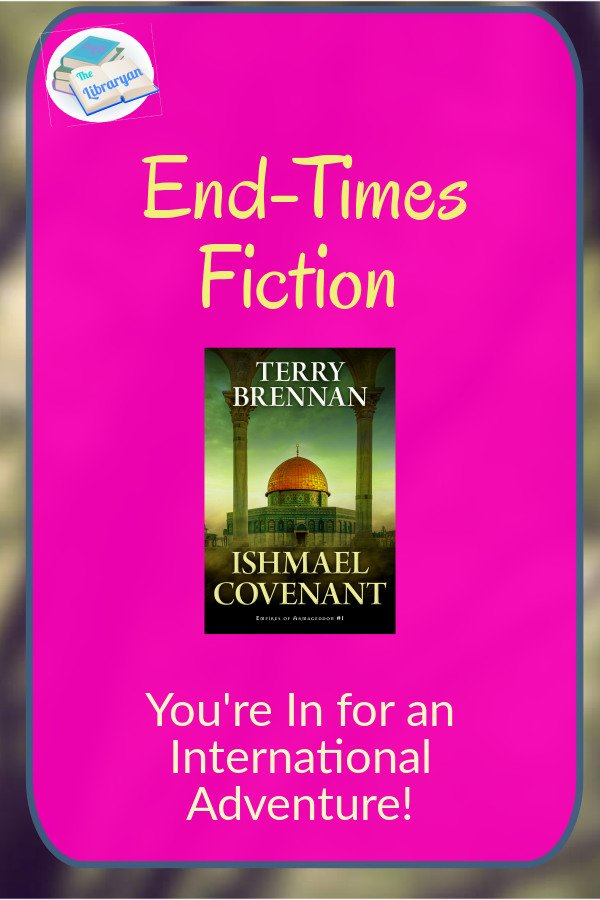 End-Times fiction, you're in for an international adventure!