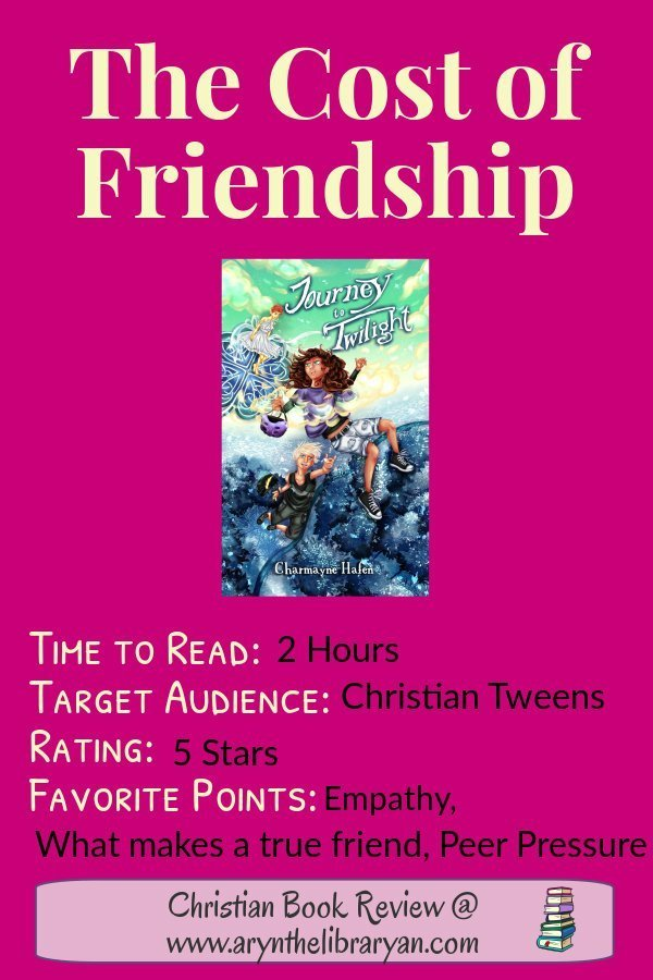 """The cost of friendship in """"Journey to Twilight"""""""