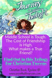 Middle school is Tough, the cost of friendship is high. What makes a true friend?