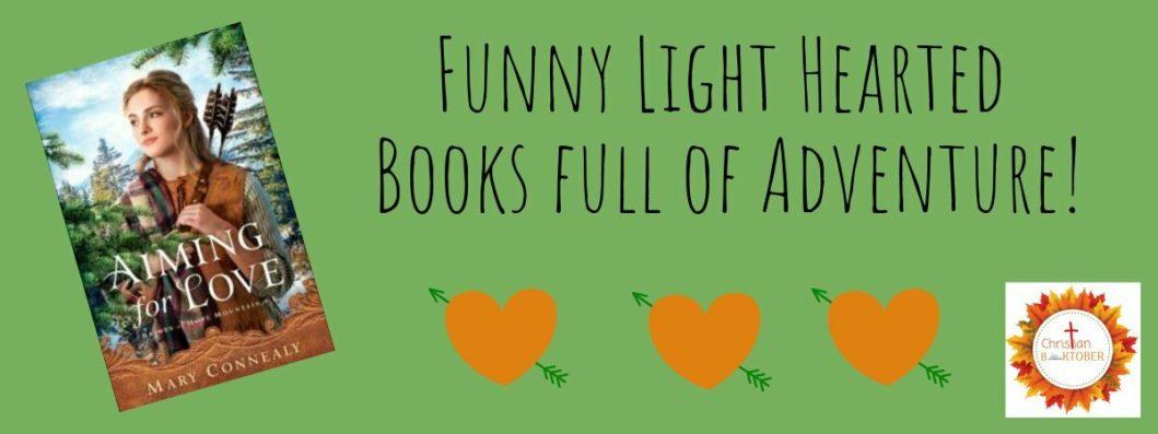 Fun Light hearted books full of adventure