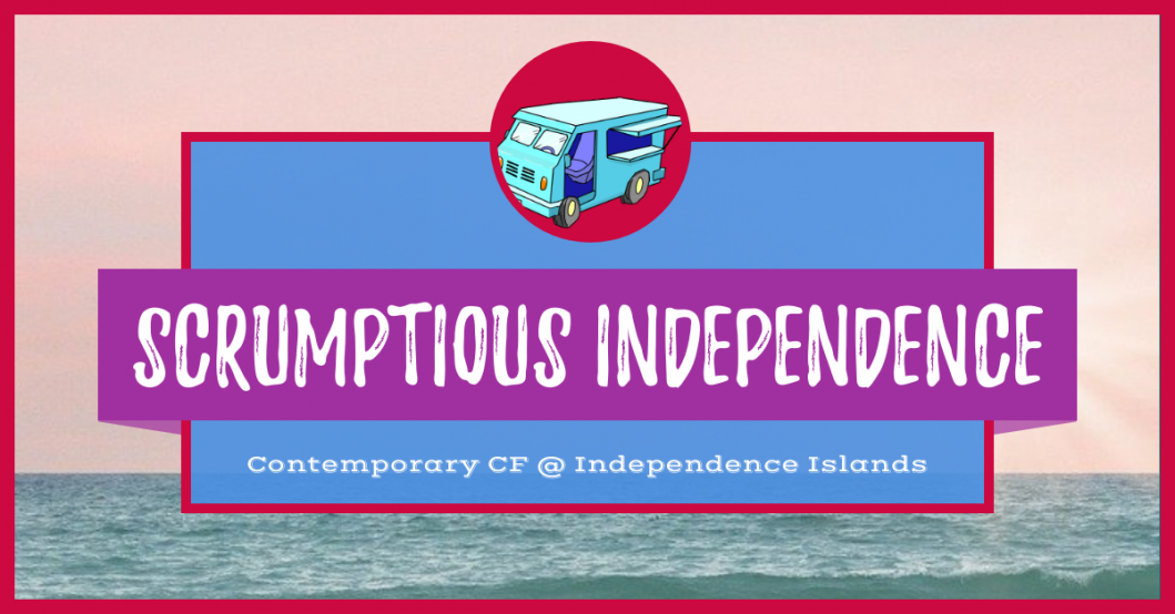Scrumptious Independence