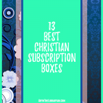 13 best christian subscription boxes