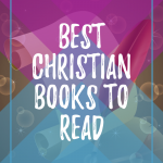 Purple and Blue shapes, Best Christian Books to Read, Aryn's List