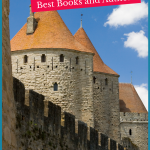 Old castle. Best books and authors