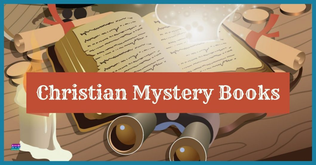 Christian mystery books